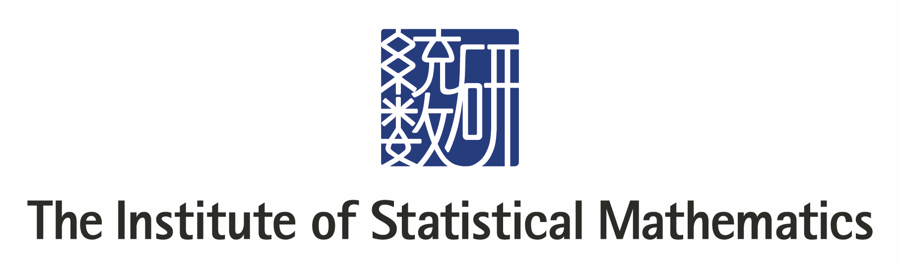 Logo: The Institute of Statistical Mathematics